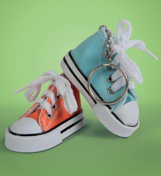 gadget scarpe portachiavi