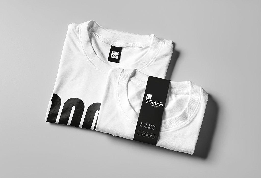 Centostrappi abbigliamento personalizzato